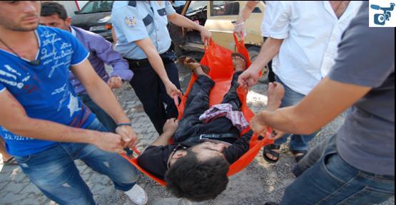 Kardeş Kardeşi Vurdu; 1 Yaralı