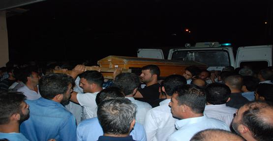 Kazada Öle 10 Kişinin Cenazeleri Urfa'ya Getirildi