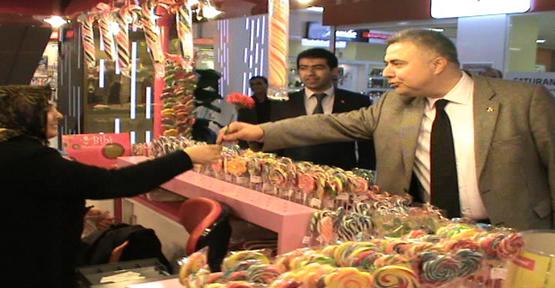 Kemal Saraçoğlu STK'ları ziyaret etti