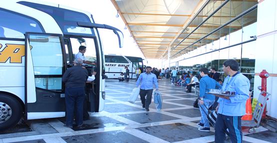 Kış aylarında otobüs seferleri azalabilir