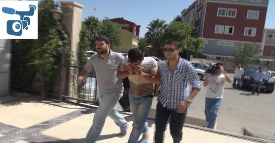 Kız Çocukların Küpesini Çalan Hırsız Yakalandı