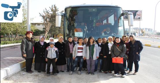 Kursiyerlerin Gaziantep Gezisi