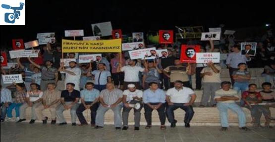 Mısır'da Öldürülen 53 Kişi İçin Gıyabi Cenaze Namaza