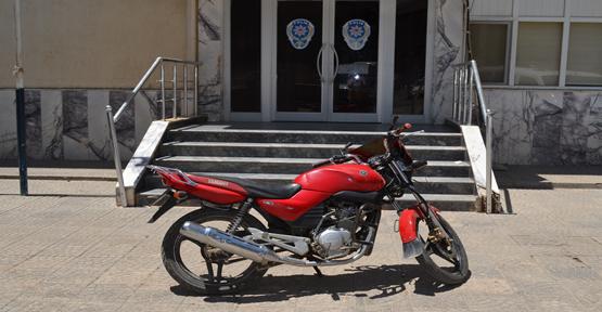 Motosiklet hırsızlığı, 3 Tutuklama