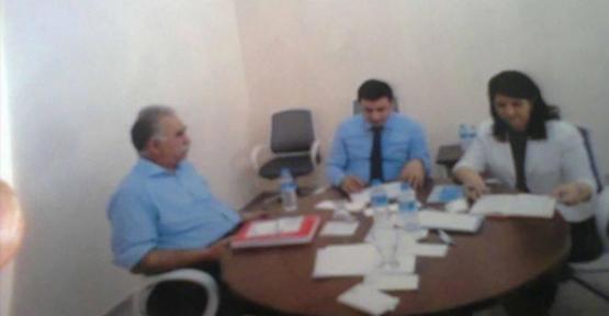 Öcalan'ın İmralı'daki ilk fotoğrafı