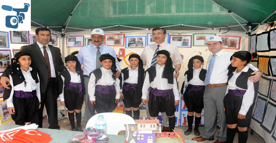 Öğrenciler, Çocuk Şenliklerinde Doyasıya Eğlendi