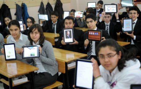 Okullarda Tablet dağıtımı başlıyor