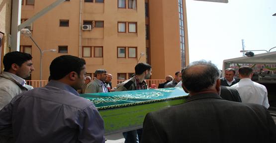 Ölen Suriyeli Cenazesi Gönderildi