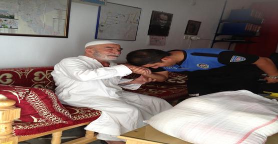 Ramazanda ihtiyaç sahiplerine Yardım