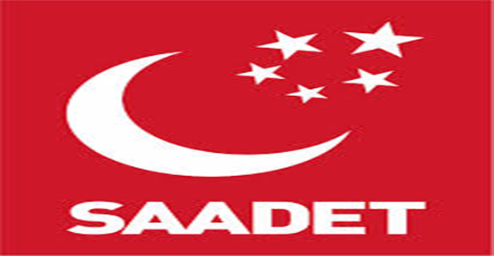 Saadet Partisi Encümen Adayı listesi