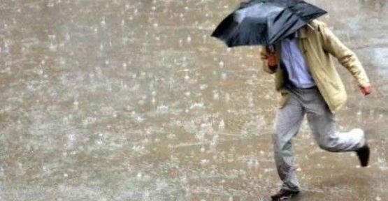 Salı Gününden İtibaren Yağış Başlayacak