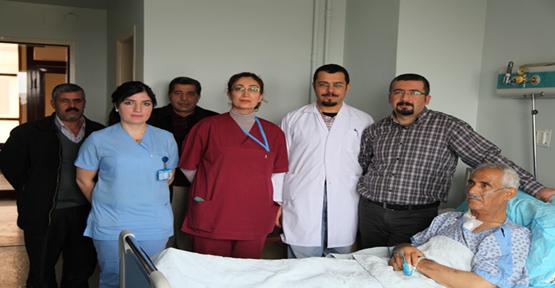 Şanlıurfa Araştırma Hastanesinden Bir İlk