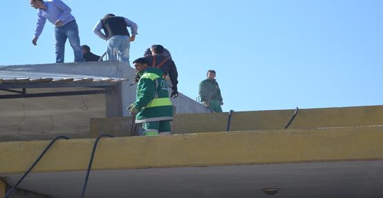 Şanlıurfa Belediyesi Kaçak Yapı Yıkımı