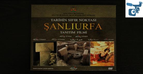 Şanlıurfa Belediyesi'nden 7 Dilde Tanıtım CD'si