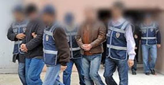 Şanlıurfa da FETÖ Operasyonu: 13 kişi tutuklandı