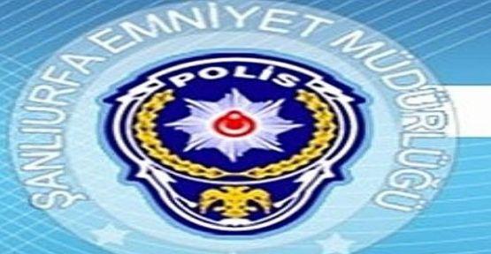 Şanlıurfa Emniyet'inde 592 polisin yeri değişti