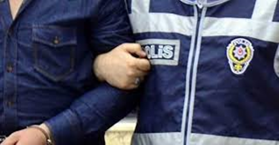 Şanlıurfa İl yöneticisi gözaltına alındı