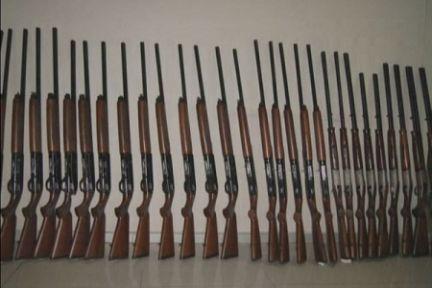 Şanlıurfa Kaçak Silah Operasyonu