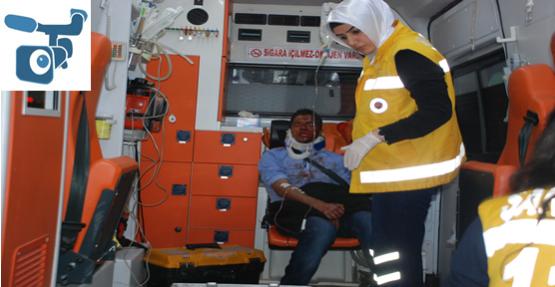 Şanlıurfa Kaza; 5 Yaralı