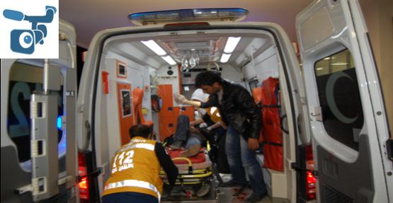 Şanlıurfa Mardin Yolunda Kaza; 3 Yaralı