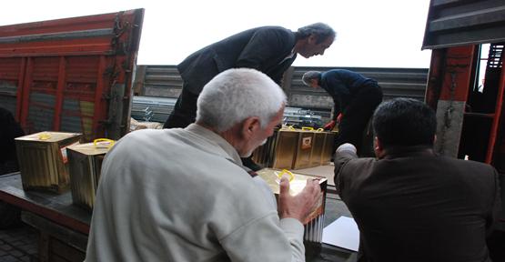 Şanlıurfa'da10 Ton Sahte Bal Yakalandı