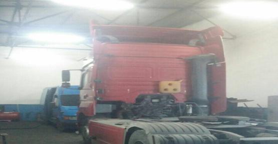 Şanlıurfa'da 5 ton kaçak akaryakıt yakalandı