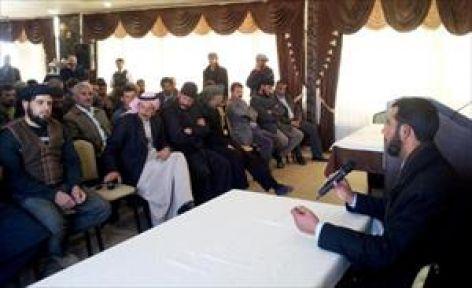Şanlıurfa'da El Cezire Komutanı Seçildi