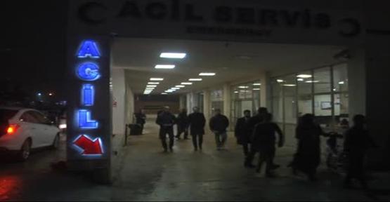 Şanlıurfa'da gazeteci yaralandı