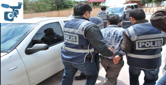 Şanlıurfa'da Motosiklet Hırsızlığı