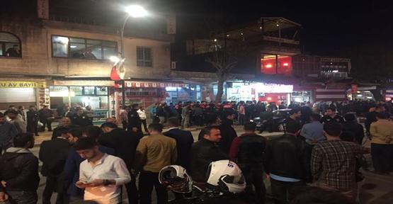 Şanlıurfa'da Suriyeli söylentisi vatandaşları sokağa döktü