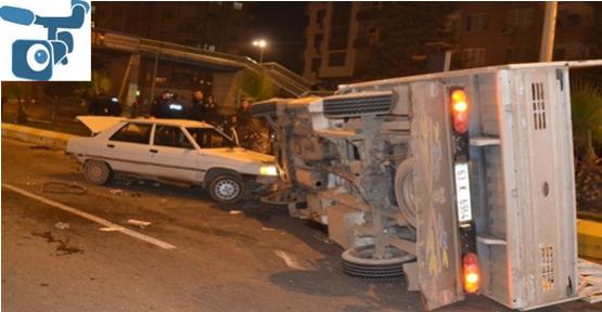 Şanlıurfa'da trafik kazası: 1 ölü 4 yaralı