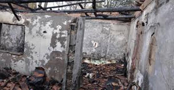 Şanlıurfa'da Yangın: 1 Ölü