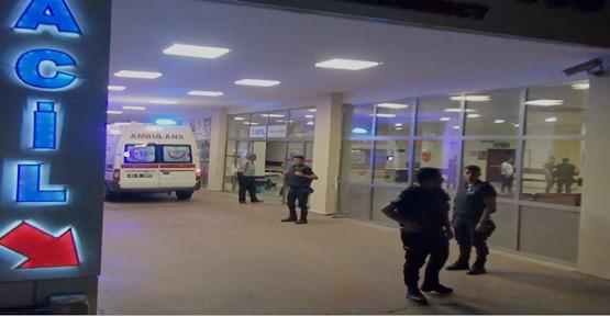 Şanlıurfa'da Yaralı 2 Polis Şehit Oldu