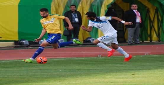 Şanlıurfaspor 2-3 Adana Demirspor