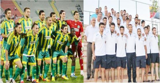 Şanlıurfaspor 3-1 Karaköprüspor