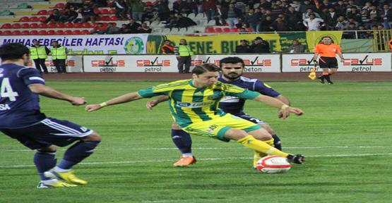 Şanlıurfaspor 0-1 Gaziantep BBSK