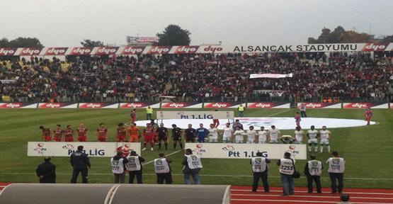 Karşıykaspor 1-0 sanlıurfaspor