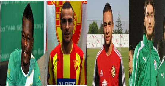 Şanlıurfaspor'da 4 yeni Transfer