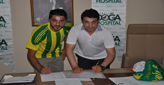 Sanlıurfaspor'da İki Futbolcuyla Sözleşme İmzalandı