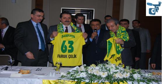Şanlıurfaspor'u Süper Lig'te Görmek İstiyoruz