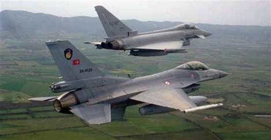 ВВС Турции приведены в боевую готовность из-за «оранжевого уровня» тревоги