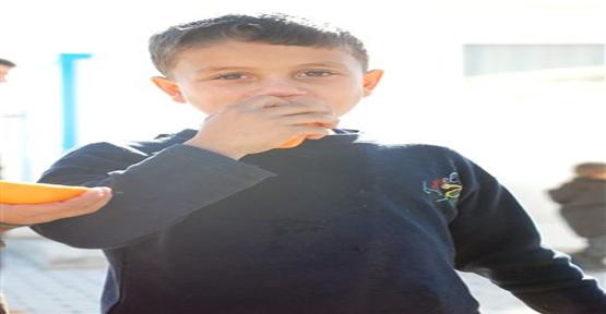 Savaşın Çocukları Hayatlarına Alışmaya Çalışıyor