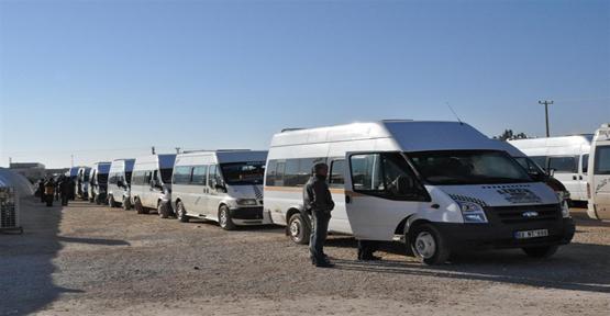 Savaştan Kaçan Mülteciler Viranşehir'e Taşınıyor.