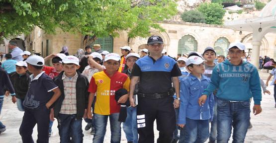 Siirt'li Öğrencilerin Urfa Gezisi