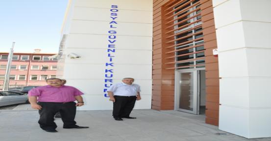 Siverek SGM, Yeni Binasına Taşındı