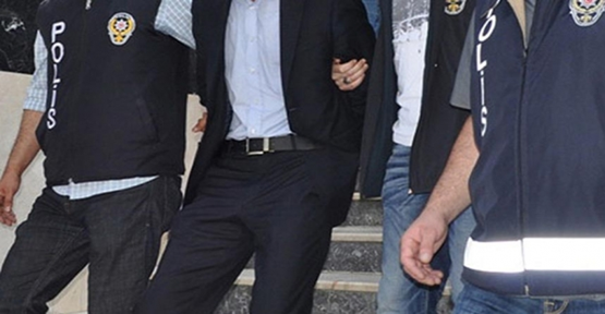Siverek'te FETÖ operasyonu, 5 gözaltı