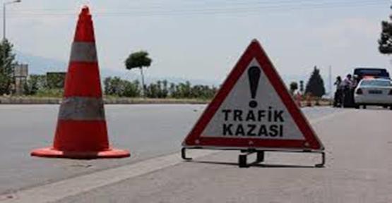 Siverek'te Trafik Kazası 1 Ölü