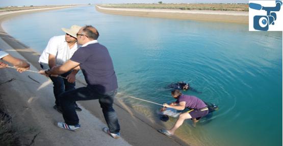 Sulama Kanala Düşen Çocuk Boğuldu