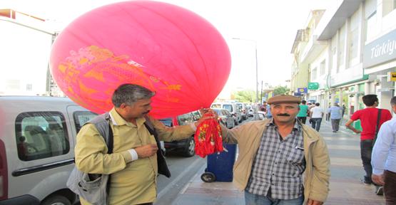 Suriye balonu urfa'da