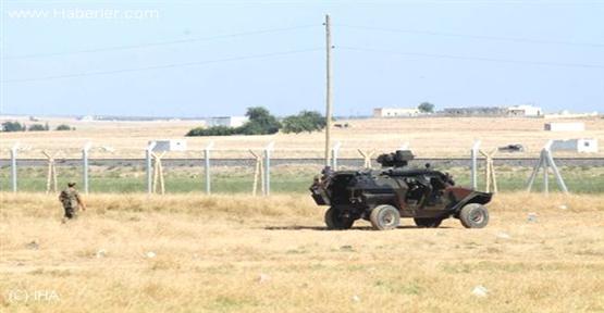 Suriye sınırda çatışma, kapı kapatıldı